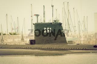 Unterseeboot S-61 Delfin