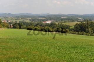 Panoramablick Oberthal