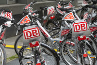 Bicycles of the Deutsche Bahn