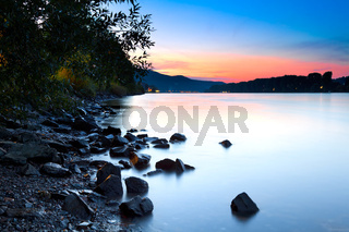 Der Rhein bei Rhens