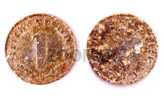 1 Deutsche Reichsmark - 1 Mark