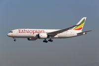 Ethiopian Airlines Boeing 787 Dreamliner Flugzeug