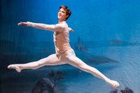 Swane Lake, ballet, performed by Bolshoi State Ballet of Belarus