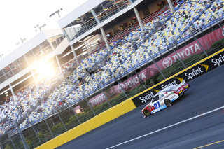 NASCAR: Oct 09 Drive for the Cure 300