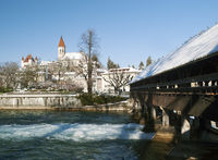 Thun im Winter 02