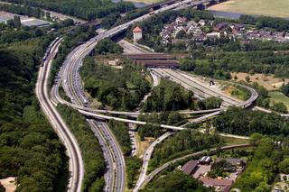 Autobahnkreuz Duisburg Kaiserberg