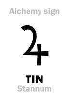 Alchemy: TIN (Stannum)
