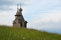 Wooden chapel St. Nicholas