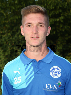 Florian Schröter  FSV Wacker 90 Nordhausen NOFV-Regionalliga Nordost, Saison 2016/17