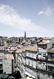 Porto im Sommer
