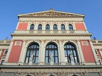 Vienna - House of the Wiener Musikverein
