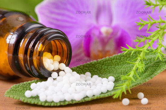 homeopathic globules as therapy for alternative medicine