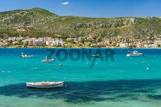 Porto Rafti harbor view, Greece
