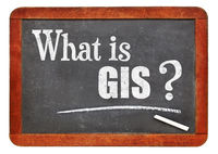 What is GIS? A question on blackboard