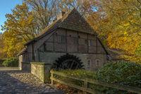 Wassermühle Welbergen