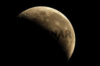 Mond 10.12.09 hochauflösend