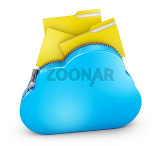 Cloud and folders
