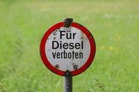Forbidden for Diesel