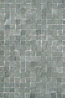 gray tiled mosaic wall background
