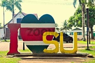 in Love Suriname