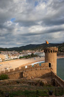 Tossa de Mar Town and Fortification