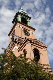 Remonstrantenkirche, Friedrichstadt, Nordfriesland, Deutschland