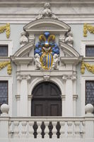 Leipzig - The Old Stock Exchange (Alte Handelsbörse), Germany