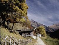 Historical Village Gerstruben, Bavaria