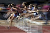 Track & Field: Hurdles Women