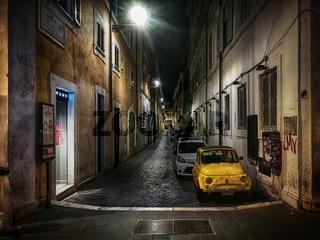der kleine gelbe Italiener
