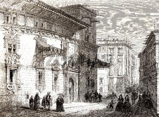 La casa Gralla, Barcelona