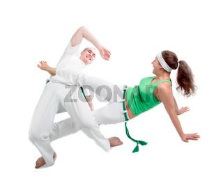 Contact Sport .Capoeira.