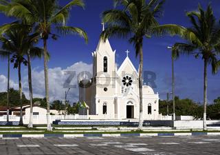 Kirche São Bõaventura, Bahia, Brasilien, Südamerika