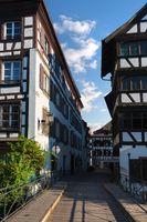 Picturesque district Petite