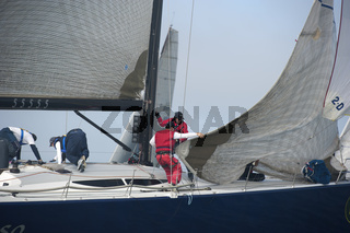 rolex big boat series in san francisco, sept 18, 2