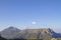 Monte Baldo am frühen Morgen