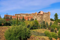 Festung in Collioure, Frankreich - fortress Collioure in France