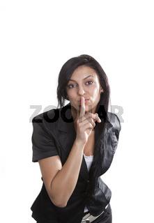 Shhhh, Quiet !!