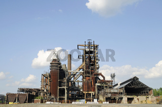 ehemaliges Stahlwerk