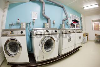 Waschmaschinenraum