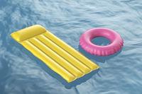 Pool raft and swim ring