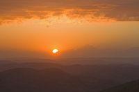Sunset in Istria