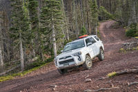 Toyota 4Runner on Hayden Pass Road