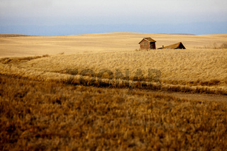 Abandoned Buildings Saskatchewan