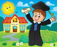 Graduation theme image 2