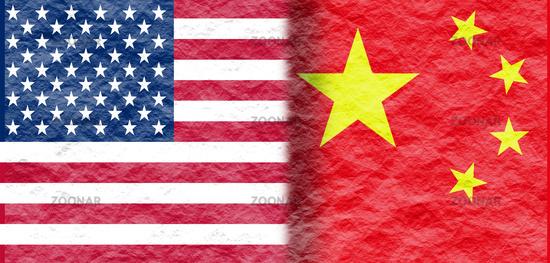 Politic relationship, USA and China