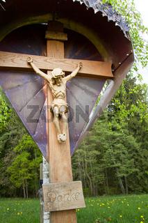 Bildstock in Oberbayern