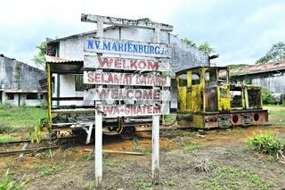 Willkommen in Marienburg Suriname