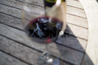 Weinreflektion