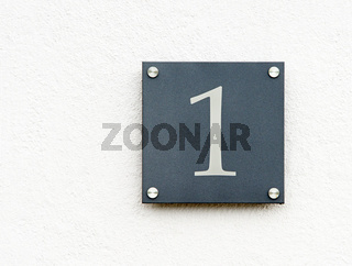 Haus Nummer 1